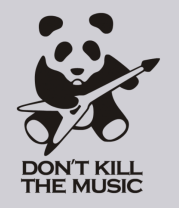 Толстовка Don't Kill The Music
