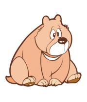 Толстовка Sweet bear