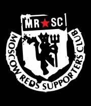 Детская футболка  Moscow Reds Styled