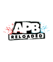 Мужская майка APB Reloaded-Logo
