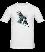 Мужская футболка  APB Reloaded - (Ла-Роча и Уайльд)