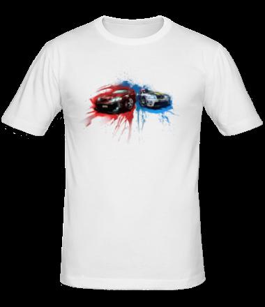 Мужская футболка  APB Reloaded - auto