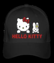 Бейсболка Hello kitty