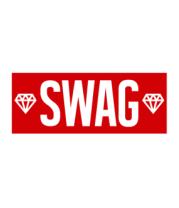 Мужская футболка с длинным рукавом Swag Diamonds
