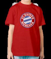 Детская футболка  ФК Бавария Мюнхен