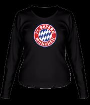 Женская футболка с длинным рукавом ФК Бавария Мюнхен