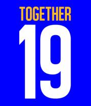 Мужская футболка  Together since 19XX