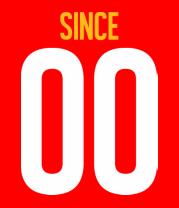 Мужская футболка с длинным рукавом Together since XX00