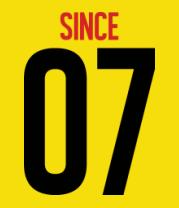 Женская футболка  Together since XX07