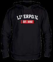 Толстовка FC Liverpool Est. 1892