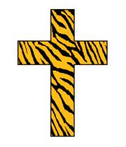 Толстовка Cross Tiger