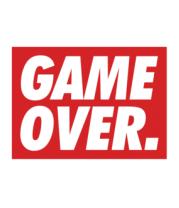 Футболка для беременных Obey Game Over