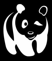 Толстовка без капюшона Панда