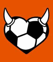 Мужская футболка  Football Love