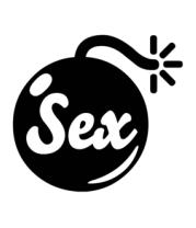 Футболка для беременных Sex Bomb