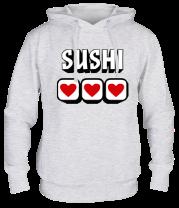 Толстовка Sushi Love