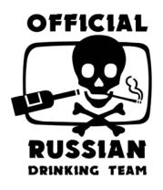 Трусы мужские боксеры Drinking Team
