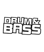 Коврик для мыши Drum Bass