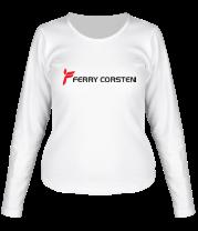 Женская футболка с длинным рукавом Ferry Corsten
