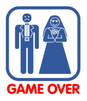 Толстовка без капюшона Game Over