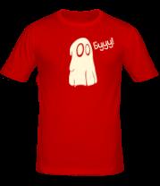 Мужская футболка  Привидение