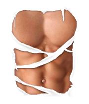 Толстовка Накаченное тело