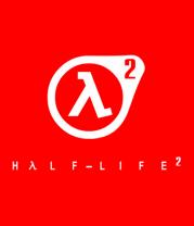 Мужская футболка с длинным рукавом Half Life 2