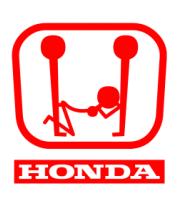 Футболка поло мужская Honda (эро)