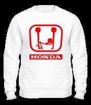 Толстовка без капюшона Honda (эро)
