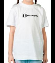 Детская футболка  Honda