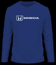 Мужская футболка с длинным рукавом Honda
