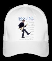 Бейсболка House