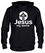 Толстовка Jesus my savior