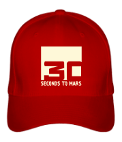 Бейсболка 30 seconds to mars glow