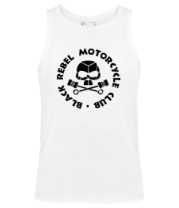 Мужская майка Black rebel motocicle club