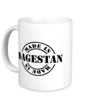 Кружка Made in dagestan