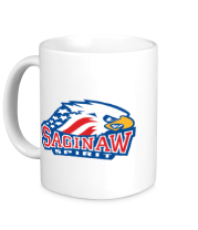 Кружка HC Saginaw Spirit