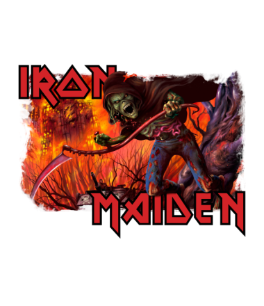 Женская футболка  Iron Maiden (From Fear To Eternity)