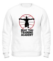 Толстовка без капюшона Muay Thai Training Academy