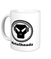 Кружка Metalheadz (moving shadow)