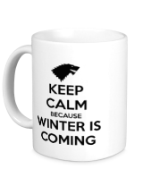 Кружка Winter is coming