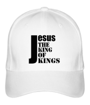 Бейсболка Jesus the king of kings