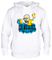 Толстовка Blue crystal meth