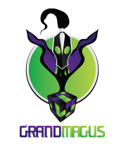Чехол для iPhone Rubick the Grand Magus