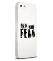 Чехол для iPhone Old Man Fear