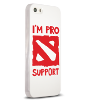 Чехол для iPhone Im pro support