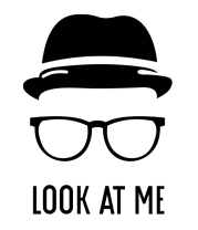 Чехол для iPhone Look at me