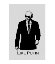 Чехол для iPhone Like Putin