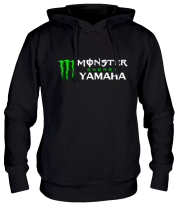 Толстовка Monster Energy Yamaha