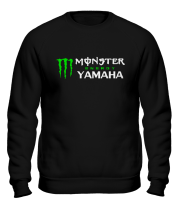Толстовка без капюшона Monster Energy Yamaha